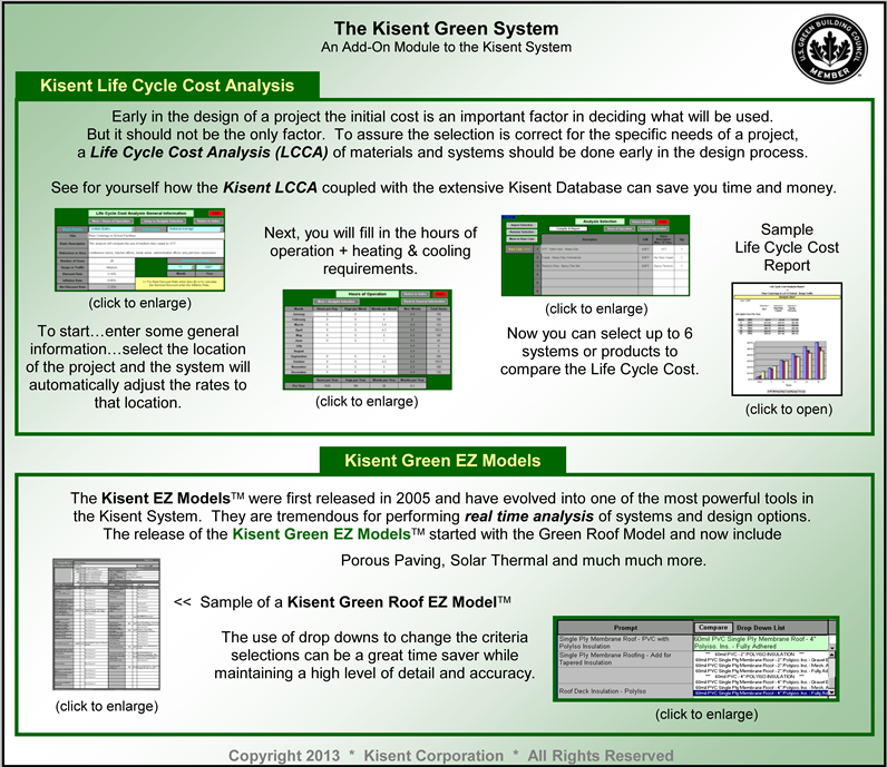 Kisent Green Page